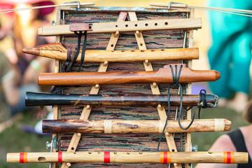 Handmade woodwinds