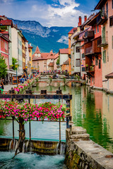 Promenade dans le vieil Annecy