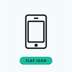 Cellphone vector icon