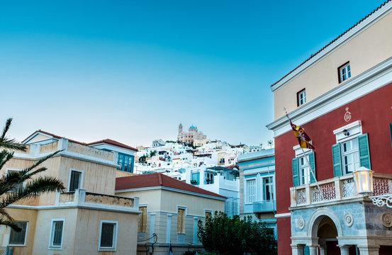 City of Ermoupolis