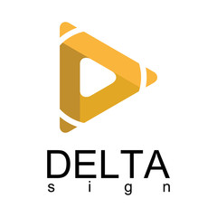 delta arrow logo