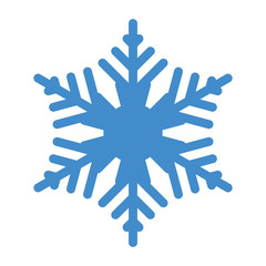 Snow icon - stock vector