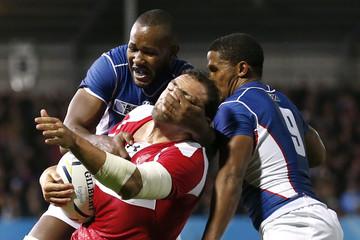 Namibia v Georgia - IRB Rugby World Cup 2015 Pool C