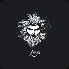 Logo Zeus, tatuaje Zeus, barba, peluqueria,