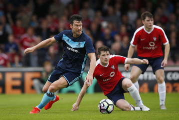 York City v Middlesbrough - Pre Season Friendly