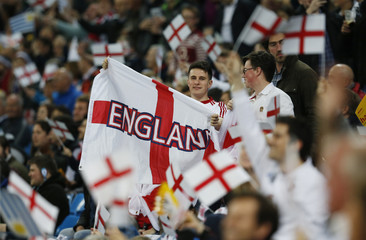 England v Uruguay - IRB Rugby World Cup 2015 Pool A