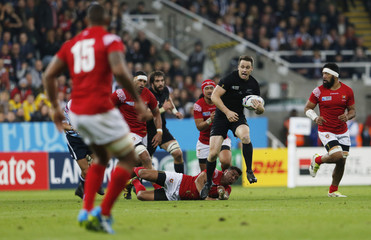 New Zealand v Tonga - IRB Rugby World Cup 2015 Pool C