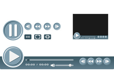 Media Player Controls