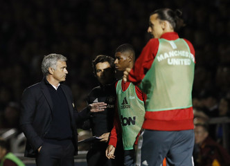 Northampton Town v Manchester United - EFL Cup Third Round
