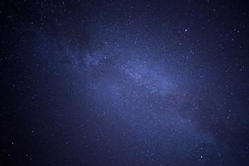 Milchstraße, Nachtaufnahme