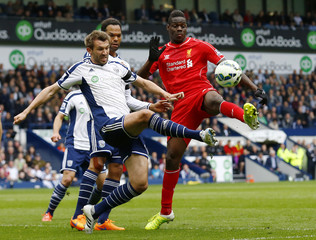 West Bromwich Albion v Liverpool - Barclays Premier League
