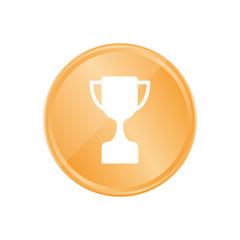 Bronze Münze - Pokal