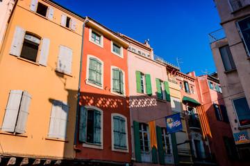 Promenade dans les rues de Perpignan