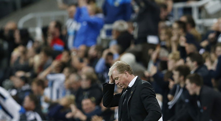 Newcastle United v Sheffield Wednesday - Capital One Cup Third Round