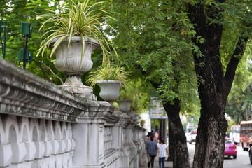 バンコクの情景