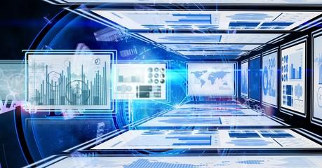 technology interface panels