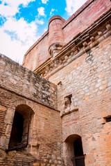 Intérieur de la Forteresse de Salses à Salses-le-Château