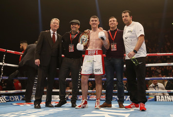 Liam Smith v Jimmy Kelly WBO Light-Middleweight Title