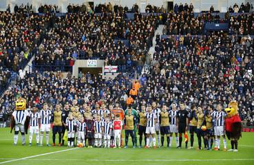 West Bromwich Albion v Arsenal - Barclays Premier League