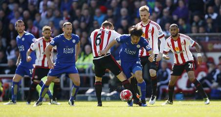Sunderland v Leicester City - Barclays Premier League