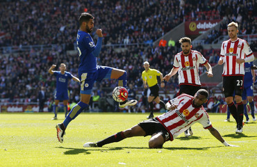 Sunderland v Leicester City - Barclays Premier League