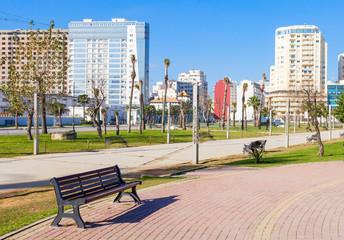 Fototapete - Tangier in Morocco