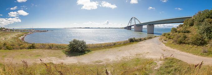 Panorama Fehmarnsund