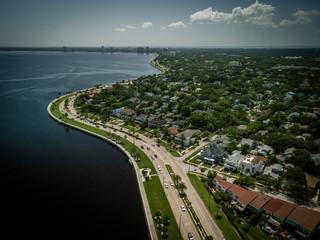 Orlando Florida Aerial