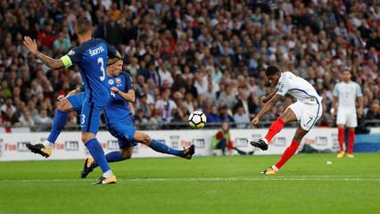 2018 World Cup Qualifications - Europe - England vs Slovakia