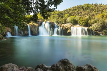 Chorwacja, Wodospady Krka