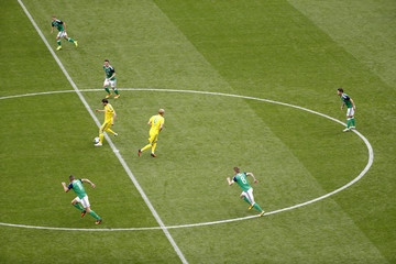 Ukraine v Northern Ireland - EURO 2016 - Group C