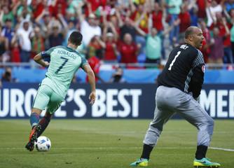 Hungary v Portugal - EURO 2016 - Group F
