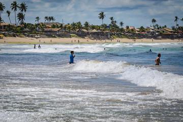 Beaches of Brazil - Porto de Galinhas.