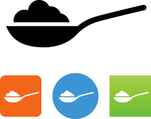 Spoonful of Ingredients Icon