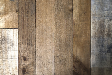 Retro wood wall texture background..