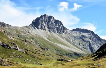 Graubünden, Wandern im Engadin, Schweiz, Alpen,