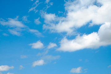 soft cloud and sky for background backdrop