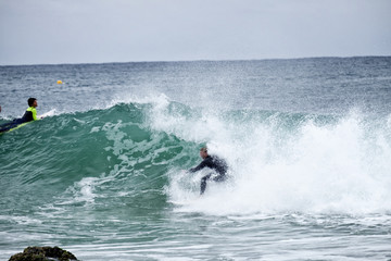 Surfing in Australia