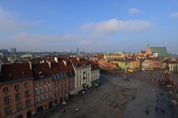 Trip to Warsaw, Poland, Europe