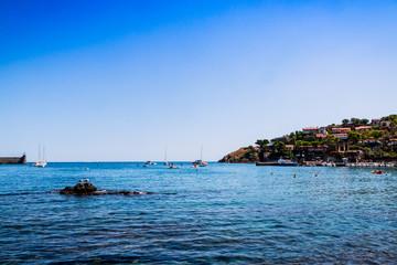 Ansa de la Baleta à Collioure