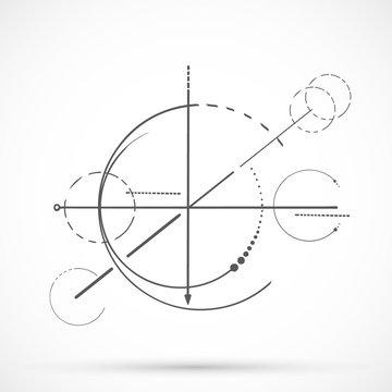Geometry Line Set