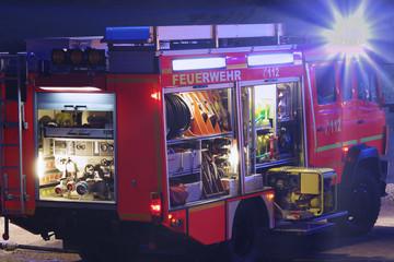 Feuerwehr, Feuerwehreinsatz