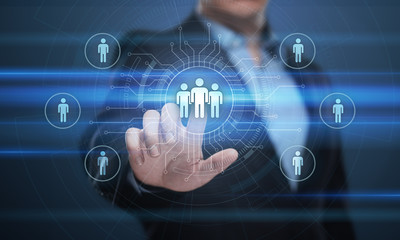 Social Media Communication Network Internet Business Technology Concept