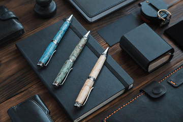 Pen set luxury