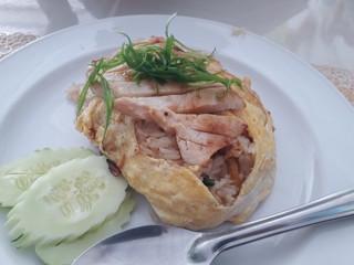 Thai food for health.