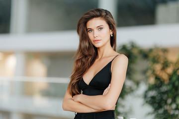 Portrait of a Russian girl