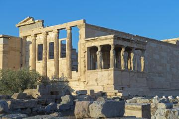 Erechtheion auf der Akropolis in Athen