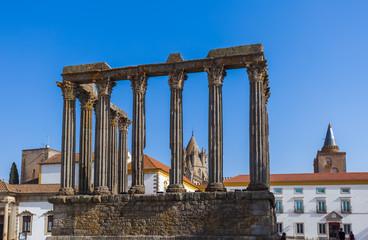 Ruins - Evora Portugal