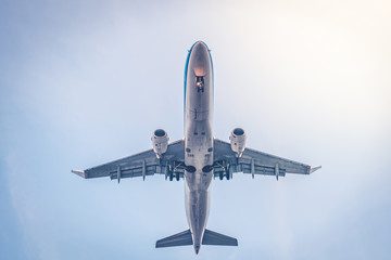 Keuken foto achterwand Vliegtuig airplane ,aircraft , plane flying