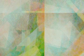 Geometrische Formen - bunter abstrakter Hintergrund